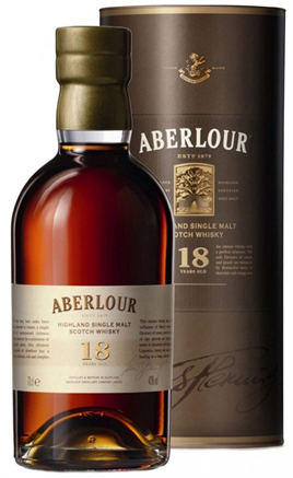 Aberlour Scotch Single Malt 18 Year